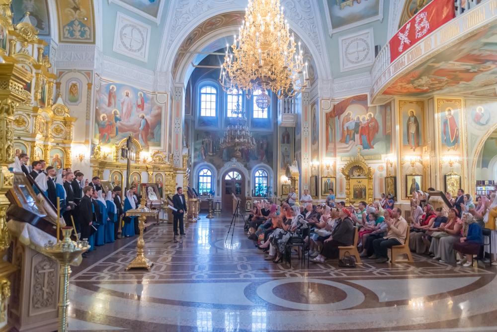 Прошел концерт, посвященный Дню славянской письменности и культуры