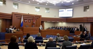 Патриарх Кирилл: Имен убийц и террористов не должно быть в топонимике города