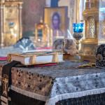 В Александро-Невском соборе будет совершена вечерняя литургия Преждеосвященных Даров