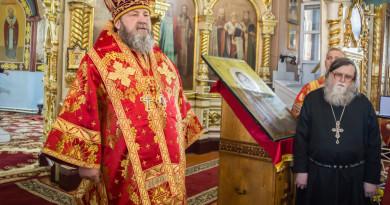 Митрополит Викторин посетил г. Воткинск