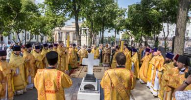 В Ижевске почтили память митрополита Николая (Шкрумко)