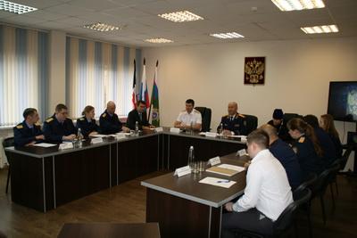 Священник принял участие в первом заседание Совета молодых следователей