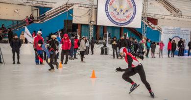В рамках Спартакиады православной молодежи прошли соревнования по конькобежному спорту
