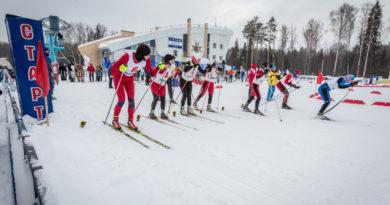 Спартакиада православной молодежи – лыжная эстафета