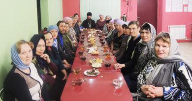 Собрание прихожан села Чур Якшур-Бодьинского благочиния
