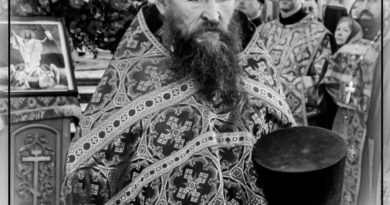 Скончался настоятель храма Вознесения Господня с. Водзимонье протоиерей Александр Щеткин