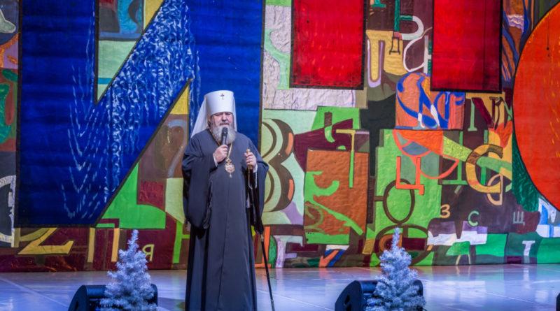 Елка Ижевской епархии