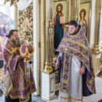 Правящий архиерей посетил приход свт. Алексия Московского г. Ижевска