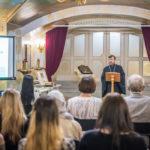 В Михаило-Архангельском соборе прошла выставка «Искусство книжного украшения. Инициал»