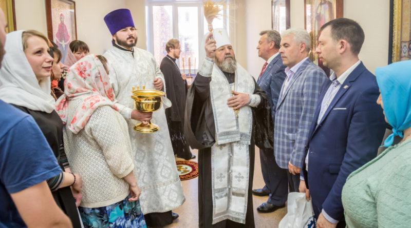 В ИжГТУ состоялось открытие молитвенной комнаты