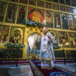 В день праздника явления Казанской иконы Пресвятой Богородицы митр. Викторин принял участие в торжествах в г. Казани