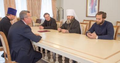 Подписано соглашение между Ижевской епархией и ИжГТУ