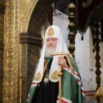 Патриарх Кирилл направил приветственное слово участникамПарадельфийских игр