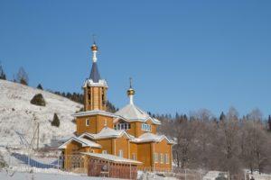 Священный Синод постановил открыть мужской монастырь в ур. Паздеры