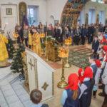 Архипастырский визит в Никольский храм с. Завьялово