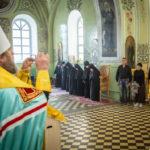 Всенощное бдение на день памяти святых апостолов Петра и Павла