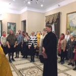 Открытие Епархиальных регентских и певческих курсов