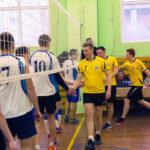 Волейбольный турнир среди приходских команд