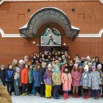 19 смена Детской православной академии: Библейские символы Нарнии