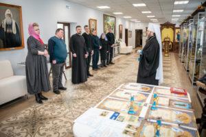 Митрополит Викторин поблагодарил благотворителей проекта «Теплый кров»