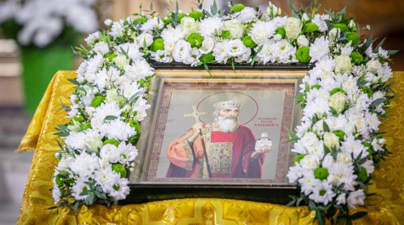 Празднование Дня крещения Руси в Ижевске