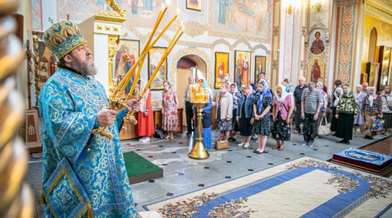 Престольный праздник храма Казанской иконы Божией Матери г. Ижевска
