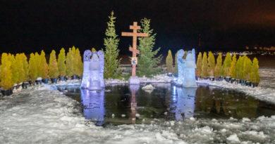 18-19 января в Ижевске пройдут традиционные Крещенские купания