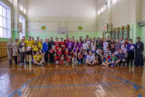 Состоялся финал волейбольного турнира среди приходских команд