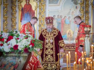 Светлый вторник — престольный праздник храма Иверской иконы Божией Матери г. Ижевска