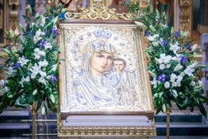 Архипастырское служение в день памяти явления Казанской иконы Божией Матери